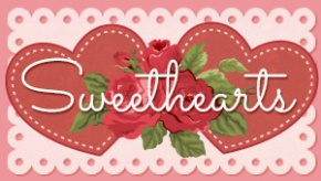 Sweethearts, You're My Valentine!