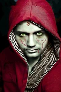 photo of vampire guy