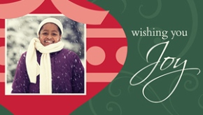 Make a Holiday Photo Card